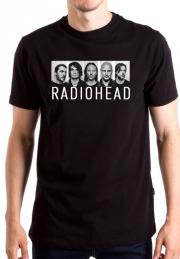 Футболка Radiohead Group