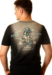 хулиганская футболка уличные банды