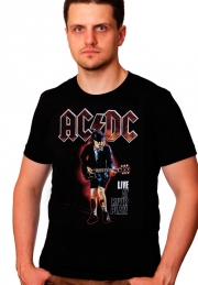 Футболка AC-DC Live at River Plate