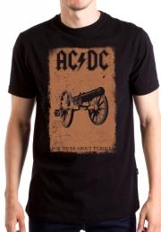 Футболка AC-DC Those About to Rock
