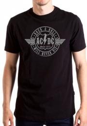 Футболка AC-DC Will Never Die