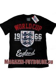 английская футболка three lions world cup