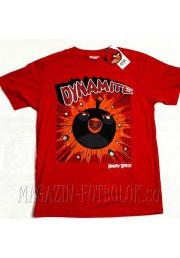 Angry Birds Dynamite — заказать футболку