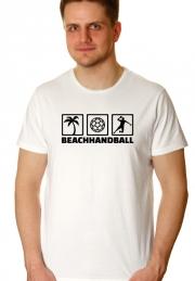 Футболка пляжный Гандбол