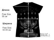 черная винтажная футболка marilyn monroe