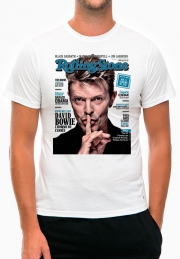 Футболка David Bowie Rolling Stone