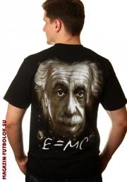 футболка с эйнштейном