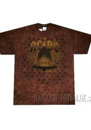 футболка ac-dc hells bells classic