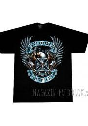 футболка байкерская sturgis choppers