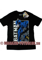 футболка batman dark knight poster