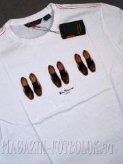 футболка ben sherman shoes
