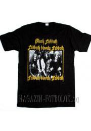 футболка sabbath bloody sabbath