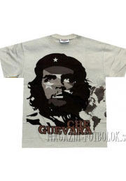 футболка che guevara diplomat бежевая