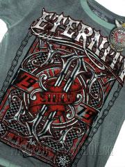 футболка emperor eternity crest