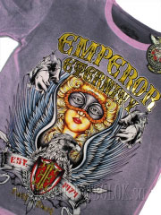 футболка emperor eternity face-eagle