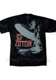 футболка exploding zeppelin