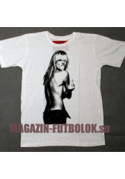 футболка heidi klum