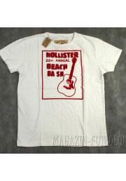 футболка hollister guitar