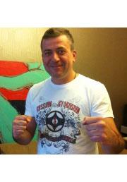 футболка киокушинкай карате - born brave