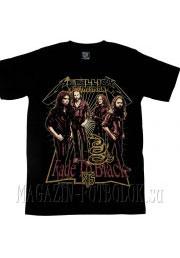 футболка metallica fade to black