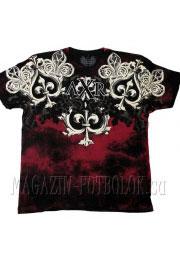 футболка mix fight holy grail