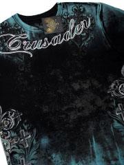 футболка mma xzavier crusader