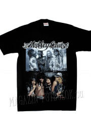 футболка motley crue the best