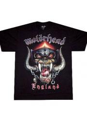 футболка motorhead england