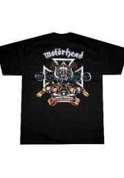 футболка motorhead the best of