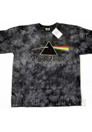 футболка pink floyd dark side vintage