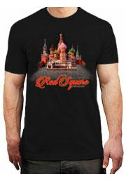 Футболка Red Square - Красная Площадь