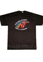 футболка rolling stones like a rainbow