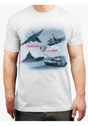Футболка Русская Армия - Russian Power
