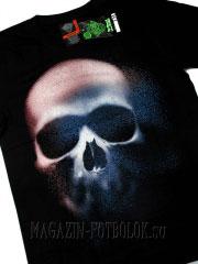 футболка sand skull