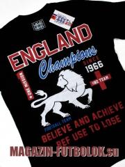 футболка сборной англии england champion 1966