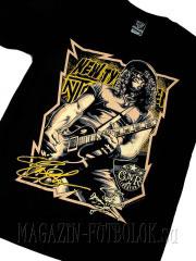 футболка slash riff