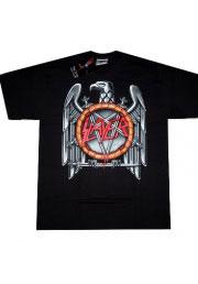 Фанатская футболка Slayer с логотипом
