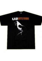 футболка u2 ratle hum