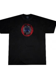 футболка who vintage