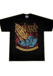 футболки lamb of god pray сleansing
