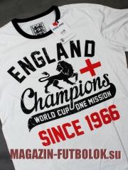 футбольная футболка england world cup 1966