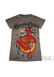 girl diablo - футболки для девушек