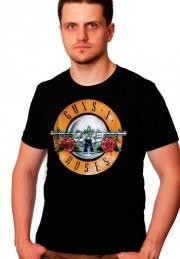 Футболка Guns`n`Roses Vintage Logo