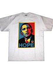 hope pop art футболка обама барак