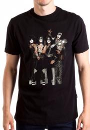 Футболка Kiss группа