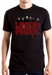 Футболка группы Linkin Park