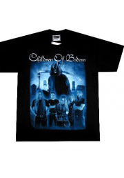 рок майка children of bodom