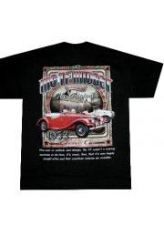 mg midget авто футболка с надписями