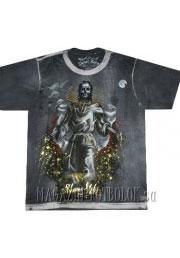 миссия — готическая футболка