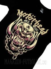 футболка моторхед от nts